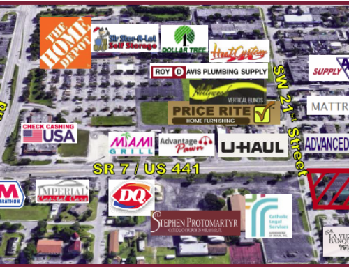 Miramar Parcel- 2100 S. State Road 7